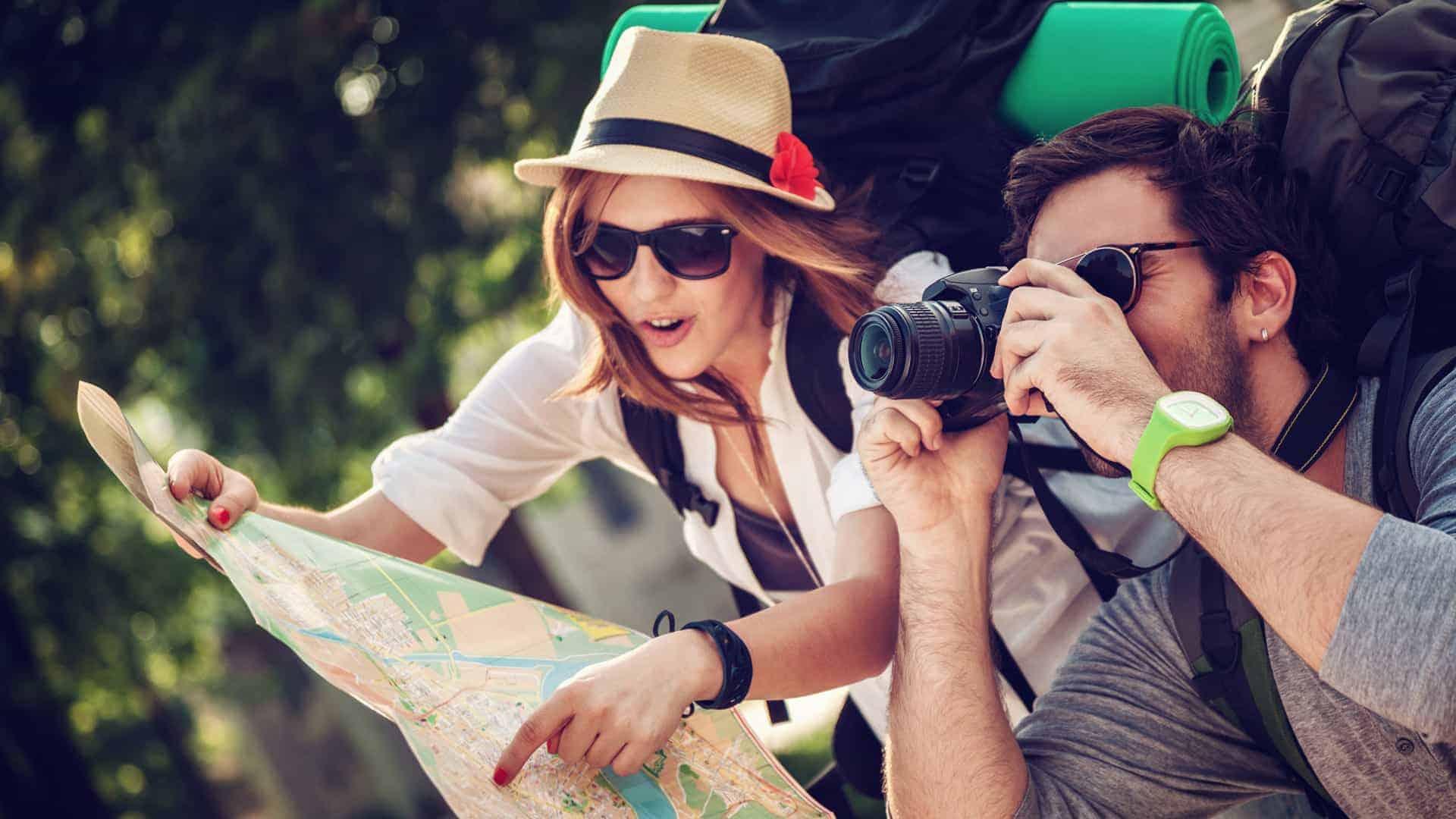 самодеятельный туризм