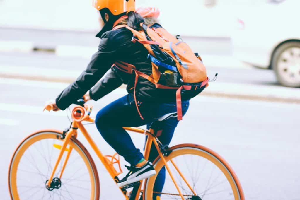 В путешествие на велосипеде