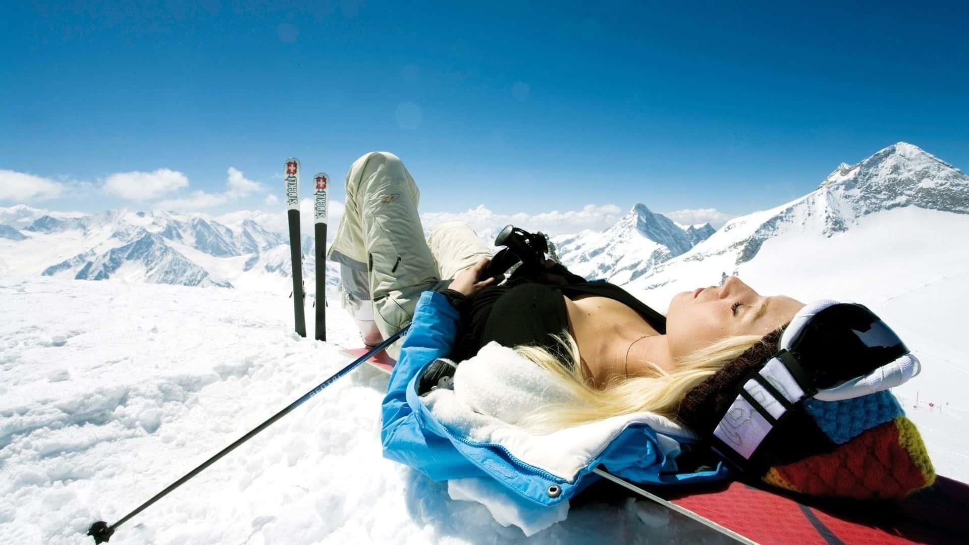 Вы приглашаетесь на зимний отдых!