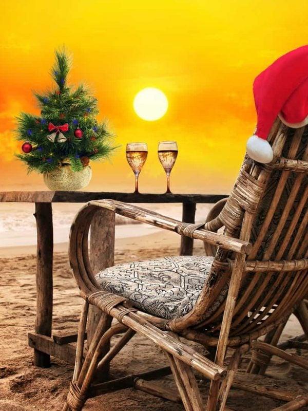 Пляжный отдых на новый год куда поехать