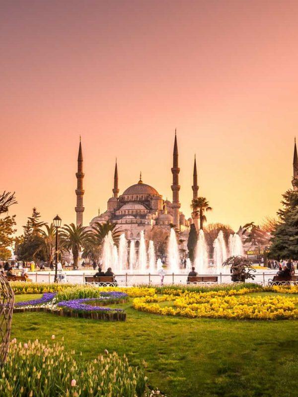 Отдых и туризм в Турции