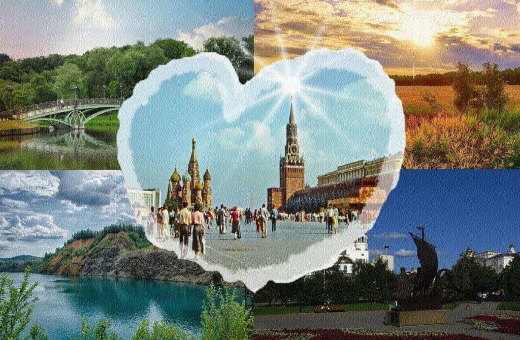 Туризм в России многогранен