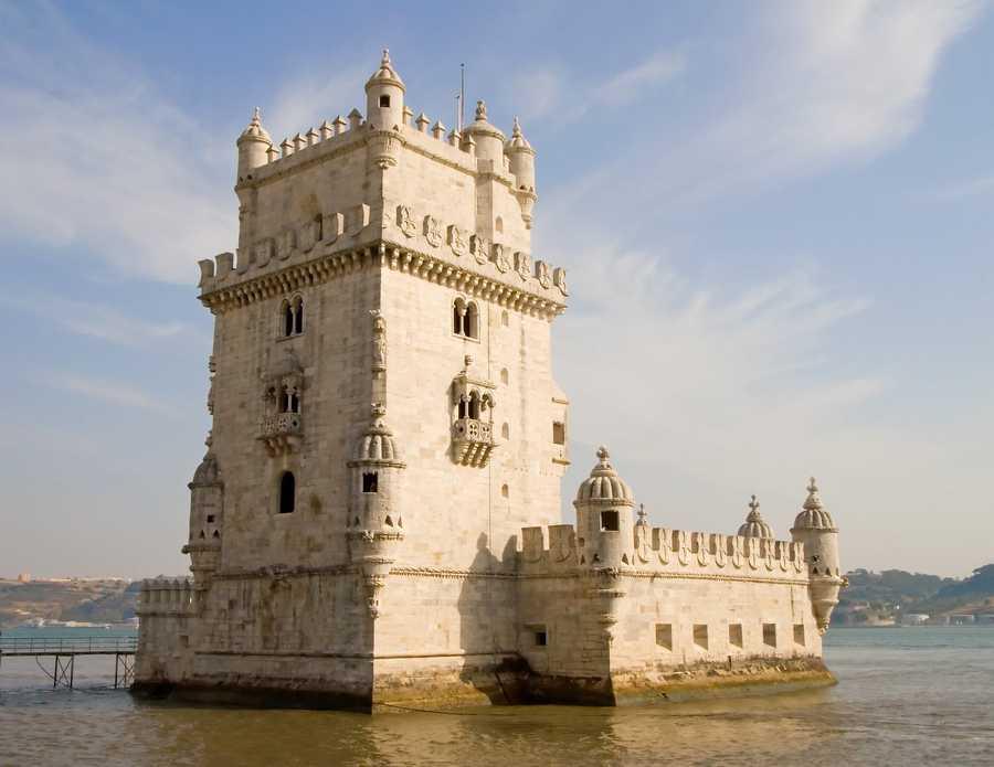 Замок Белем в Лиссабоне