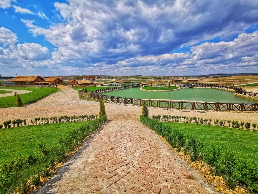 исторический парк Неофит Рилски Болгария