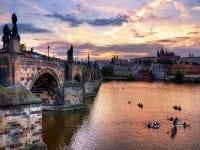 Туризм в Чехии